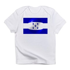 Honduras Flag Infant T-Shirt