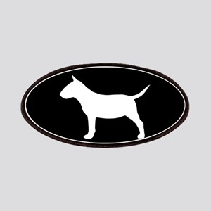 Mini Bull Terrier Patches