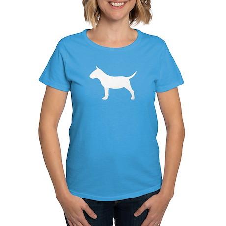 Mini Bull Terrier Women's Dark T-Shirt