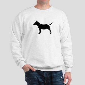Mini Bull Terrier Sweatshirt