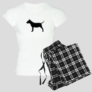 Mini Bull Terrier Women's Light Pajamas