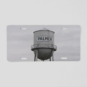 tee Aluminum License Plate