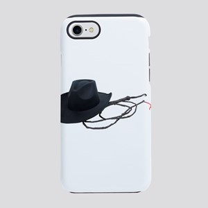 CowboyHatWhip090309.png iPhone 7 Tough Case