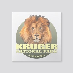 Kruger National Park Sticker