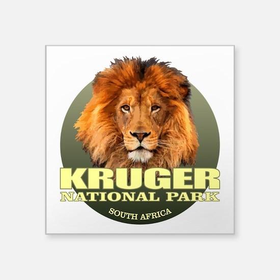 Kruger National Park Sticker