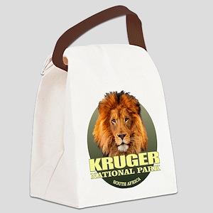 Kruger National Park Canvas Lunch Bag