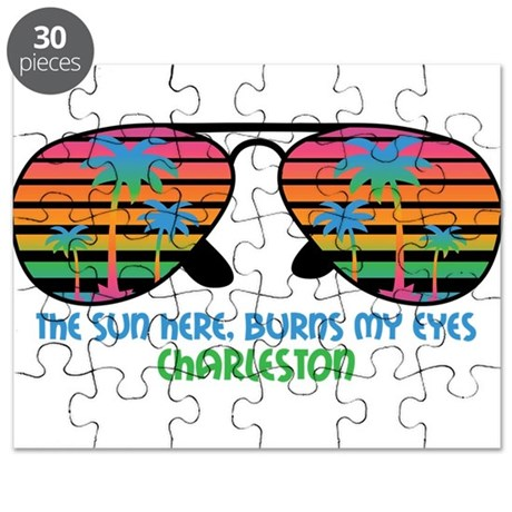 Charleston, South Carolina Beaches Puzzle