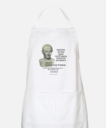 Forever a Child BBQ Apron