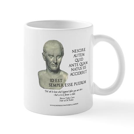 Forever a Child Mug