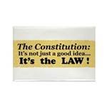 Constitution Rectangle Magnet (100 pack)