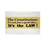 Constitution Rectangle Magnet (10 pack)