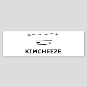 Kimcheeze Sticker (Bumper)