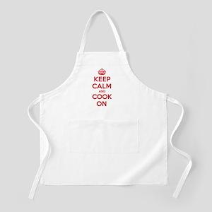 Keep Calm Cook Apron