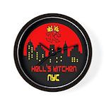 Urban59 HKNYC - Wall Clock