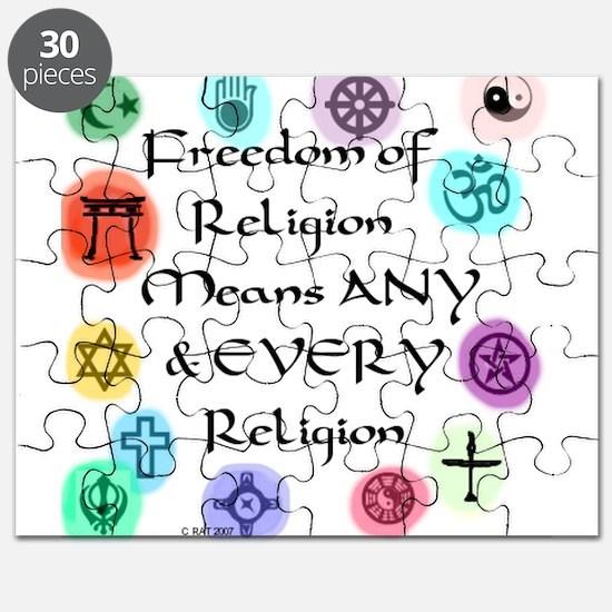 Freedom of Religion.jpg Puzzle