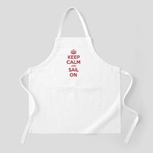 Keep Calm Sail Apron
