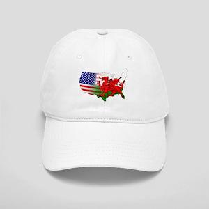 American Welsh Map Cap