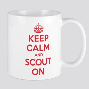 Keep Calm Scout Mug