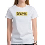 Constitution Women's T-Shirt