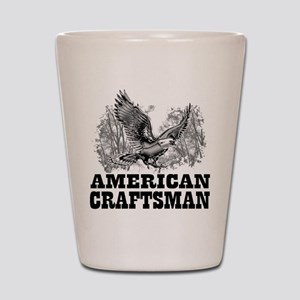 American Craftsman Shot Glass