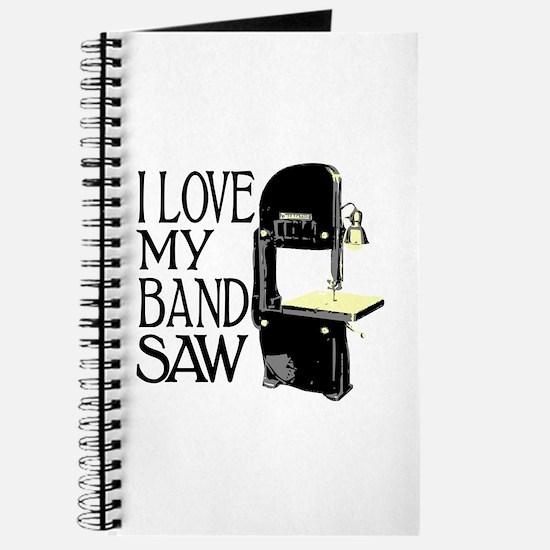 I Love My Bandsaw Journal