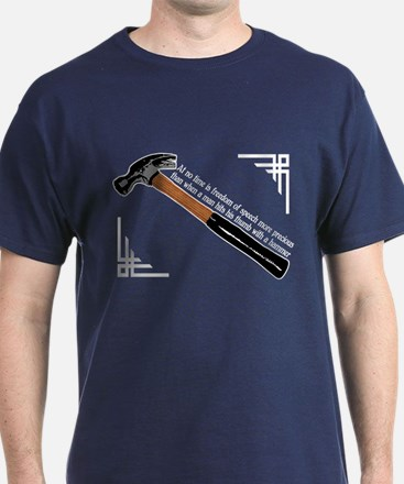 Hammer Quote T-Shirt