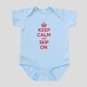 K C Skip On Infant Bodysuit