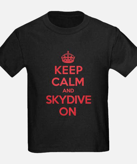 K C Skydive On T