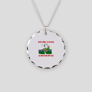 Cool Parents designs Necklace Circle Charm