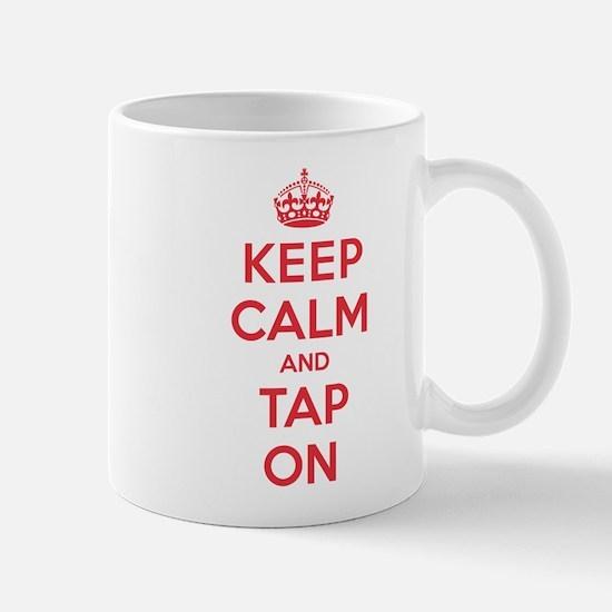K C Tap On Mug