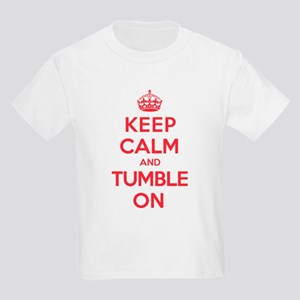 K C Tumble On Kids Light T-Shirt