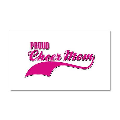 Cheer Mom designs Car Magnet 20 x 12