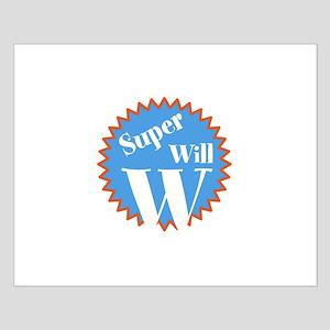 Super Will Small Poster