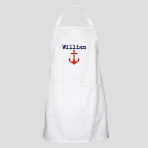 William Anchor Apron