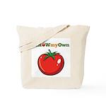 iGrowMyOwn: Tomato Tote Bag