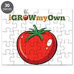 iGrowMyOwn: Tomato Puzzle