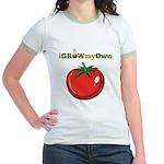 iGrowMyOwn: Tomato Jr. Ringer T-Shirt
