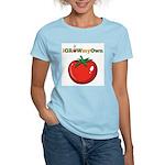 iGrowMyOwn: Tomato Women's Light T-Shirt