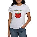 iGrowMyOwn: Tomato Women's T-Shirt
