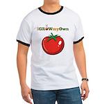iGrowMyOwn: Tomato Ringer T