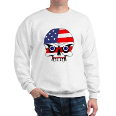 Freedom skull Sweatshirt