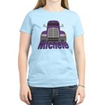 Trucker Michele Women's Light T-Shirt