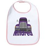 Trucker Mildred Bib