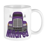 Trucker Mildred Mug