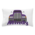 Trucker Mindy Pillow Case