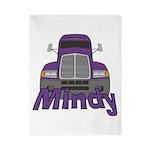 Trucker Mindy Twin Duvet