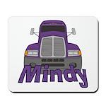 Trucker Mindy Mousepad