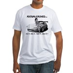 mx5unleashed Fitted T-Shirt