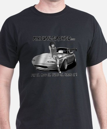 mx5unleashed T-Shirt