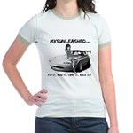 mx5unleashed Jr. Ringer T-Shirt